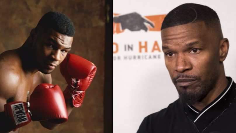 Jamie Foxx Set To Play Mike Tyson In Biopic