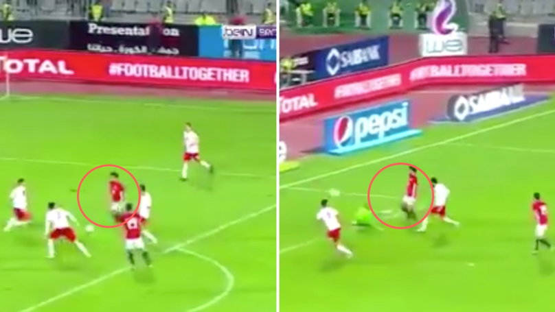 Mohamed Salah Scores Brilliant 90th-Minute Winner For Egypt Against Tunisia