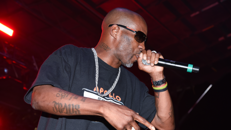 DMX Announces Tour To Celebrate 20th Anniversary Of It's Dark & Hell is Hot Album