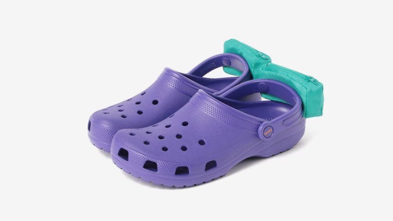 f176a2b2b You Can Now Buy Crocs With Mini Bum Bags Attached And We Don t Know