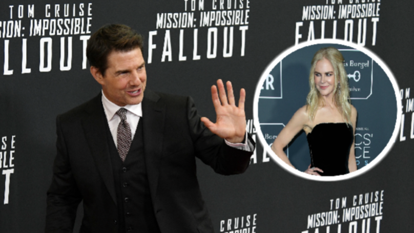 Tom Cruise 'Bans' Ex-Wife Nicole Kidman From Son's Wedding