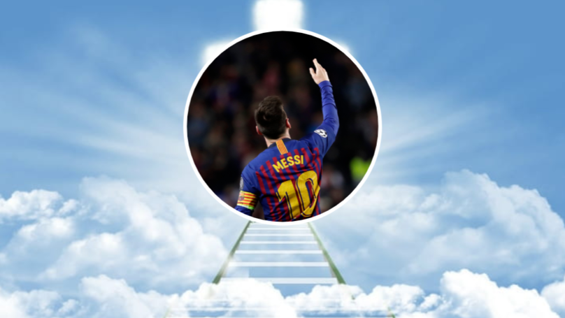 57844a9e580 Barcelona s Lionel Messi Called The  God Of Football  After Performance  Versus Liverpool