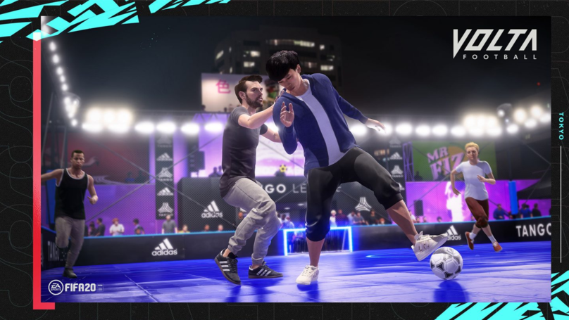'FIFA 20' Is Bringing Back FIFA Street As The New VOLTA Football Mode