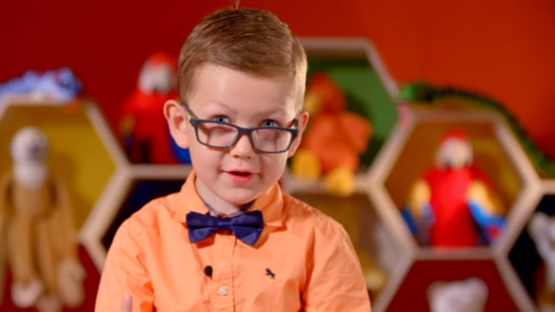'Secret Life Of 5 Year Olds' Fans Moved To Tears By Boy Discussing His Dad's Death