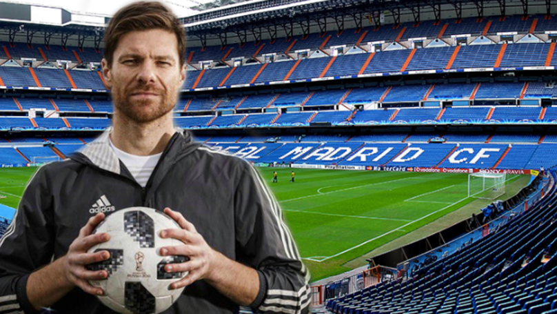 2430bcdbf1f Xabi Alonso Is Now A Coach At Real Madrid - SPORTbible