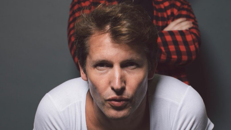James Blunt Posts 'Intimate' Picture Of Himself With Ed Sheeran