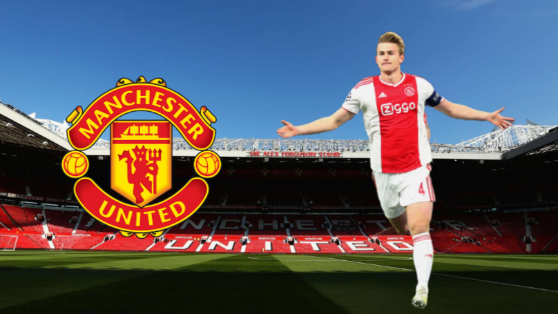 Matthijs De Ligt Reportedly Close To Manchester United Deal