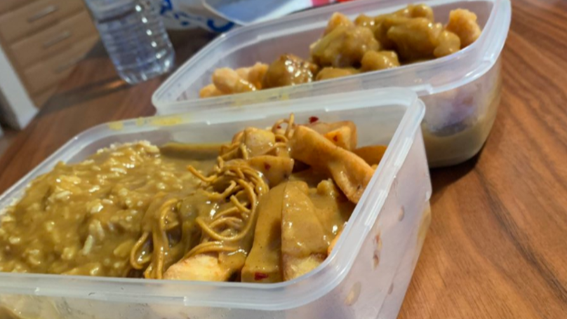 Woman Shares Way To Get Entire Chinese Takeaway For Less Than £4