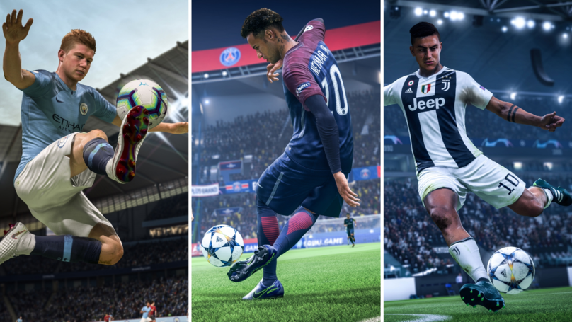 The One Player In FIFA 19 Who's Held Five-Star Skills Since FIFA 12