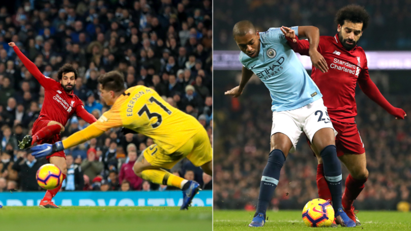 Mohamed Salah's Record Against The Premier League's Current Top 6 Sides Might Shock You