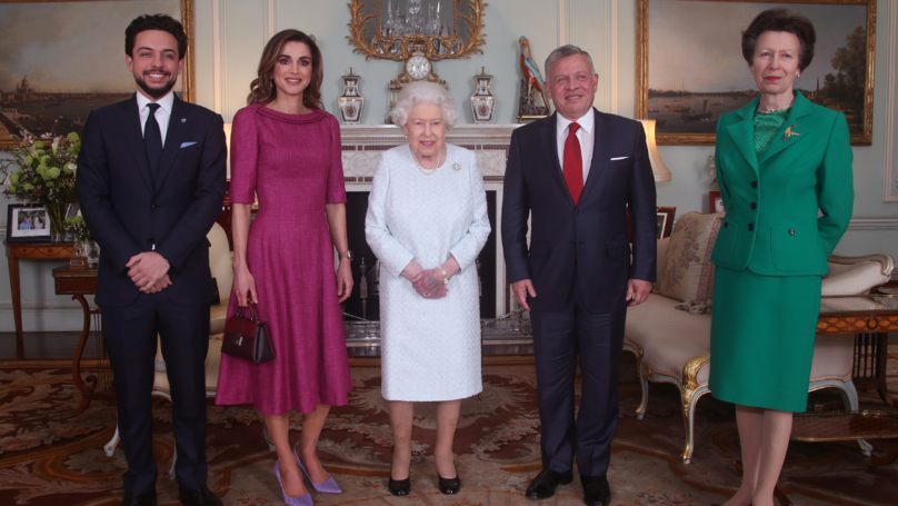 The Queen Causes Concern After Being Pictured With 'Bruised Hand'