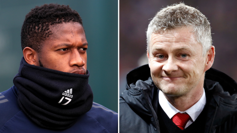 Ole Gunnar Solskjær Has Compared Fred With Two Former Manchester United Teammates