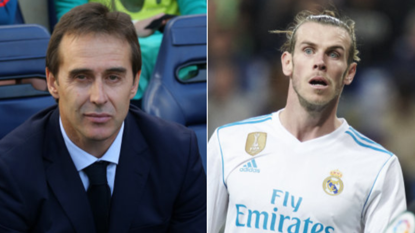 What New Real Madrid Manager Julen Lopetegui Said About Gareth Bale in 2015