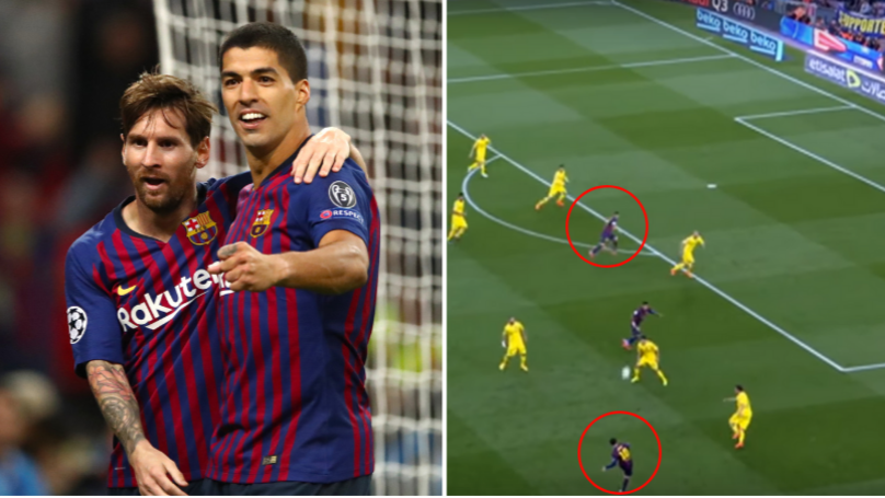 Luis Suarez Reveals The Simple Tweak He And Lionel Messi Made Which Changed The Game