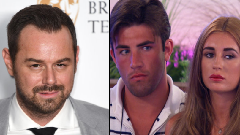 Danny Dyer Is Off To Join His Daughter On 'Love Island'