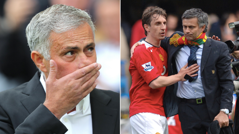 Gary Neville Pinpoints The Exact Moment When 'Mess Started' At Manchester United