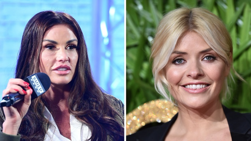 Katie Price Gets Trolled On Social Media After 'Body Shaming' Holly Willoughby