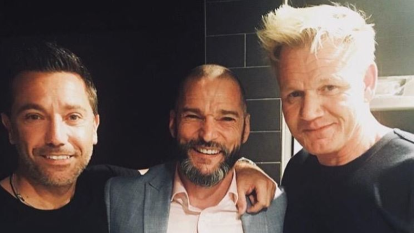 Gordon Ramsay, Gino D'Acampo And Fred Sirieix Confirm Another Road Trip