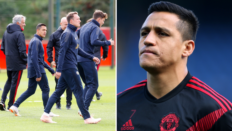 How Manchester United Players Feel Towards Alexis Sánchez Is Worrying News For Him
