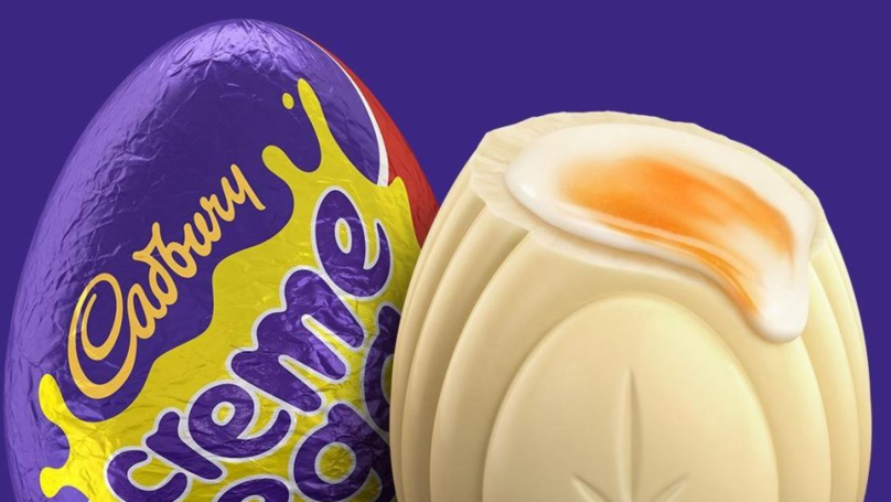 Cadbury White Creme Egg Hunt Is Back And You Could Win £10,000