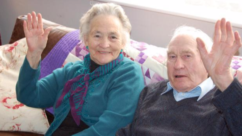 Final Heartwarming Words Of Elderly Couple Married For 71 Years