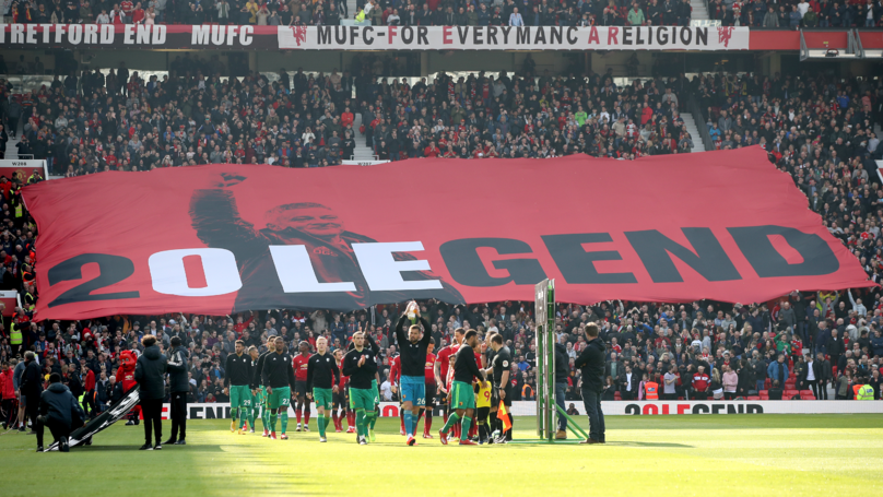Manchester United Sell Out Season Tickets In Record Time Despite Woeful Season
