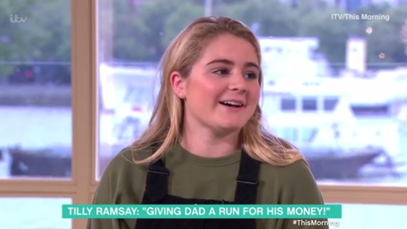 Matilda Ramsay Reveals How Critical Her Dad Is Of Her Cooking