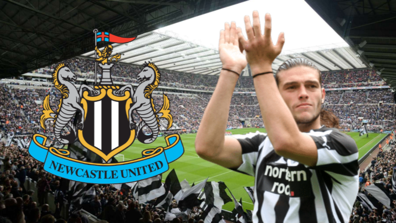 Newcastle United Consider Shock Move For Free Agent Andy Carroll