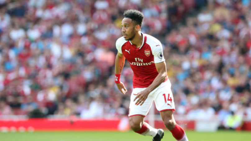 Aubameyang Trolls Harry Kane Over Arsenal Goal