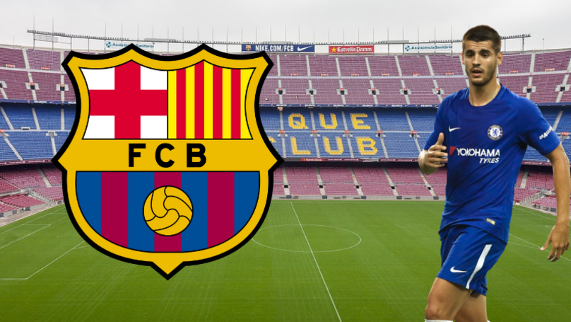 Barcelona Latest Side To Consider Loan Move For Alvaro Morata