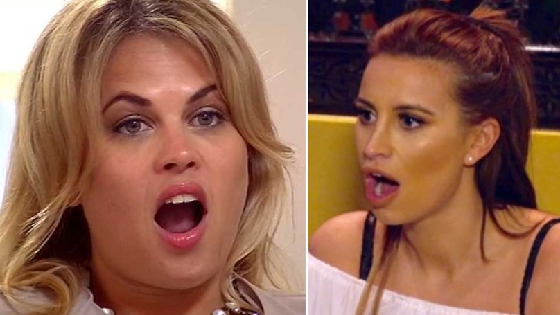 THROWBACK: To When Ferne McCann's Date Told Her She Had 'Big Legs'