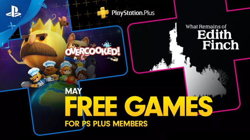 PlayStation Plus' Free Games In May Are 'Overcooked' And 'What Remains Of Edith Finch'