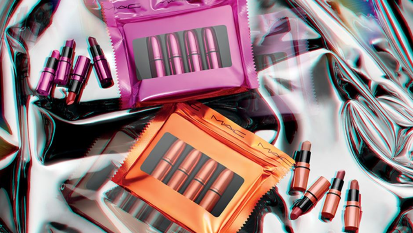Here's Everything In MAC Cosmetics' Shiny Pretty Things Christmas Collection