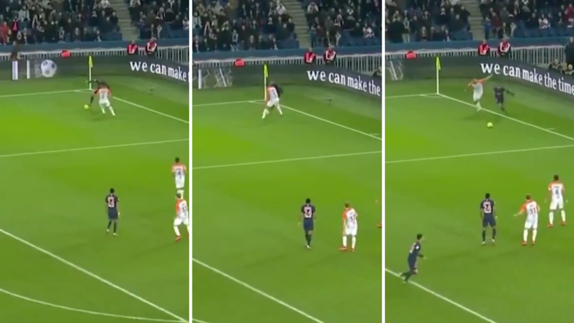 15-Second Clip Of Kylian Mbappé Last Night Is All You Need To See Right Now