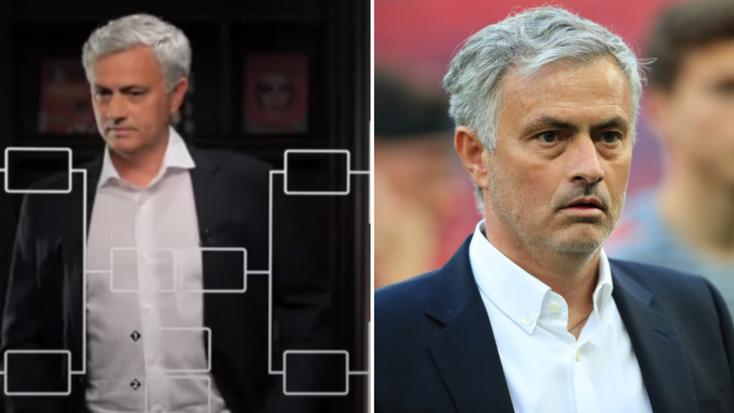 Jose Mourinho Has Made His Predictions For The World Cup Group Stage