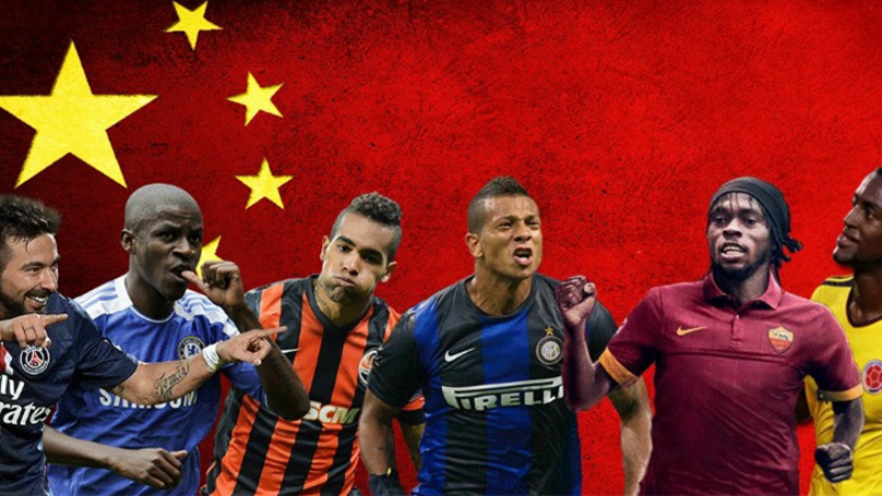 Premier League Winner The Latest Player To Move The Chinese Super League