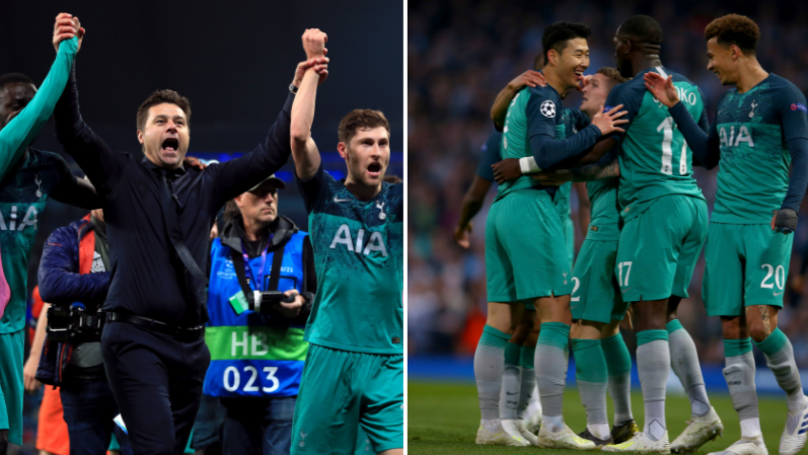 Spurs To Be Handed Help In Champions League By Premier League