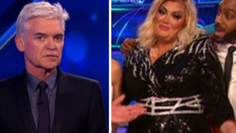 Gemma Collins Wasn't Happy With What Phillip Schofield Called Her Live On Air