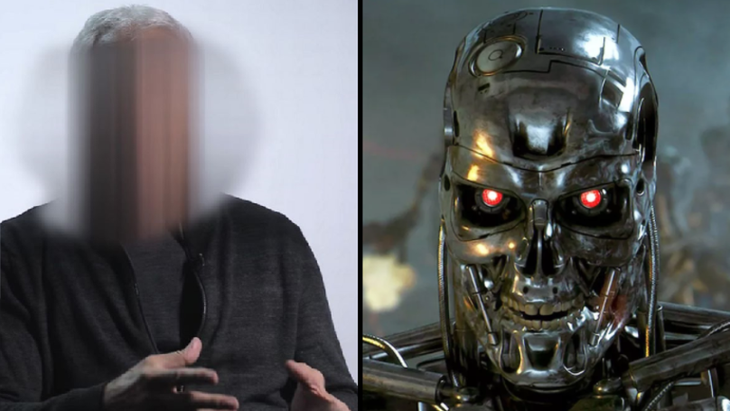 'Time Traveller' Warns Of Robot Apocalypse In The Year 3300 AD