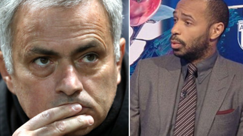 Thierry Henry Reckons Manchester United Star Should Think About His Future