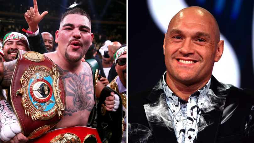 Andy Ruiz Jr Calls For A Match Against Tyson Fury After Anthony Joshua Rematch
