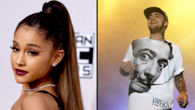 Ariana Grande Has Announced She's Taking Time Out After Mac Miller's Death