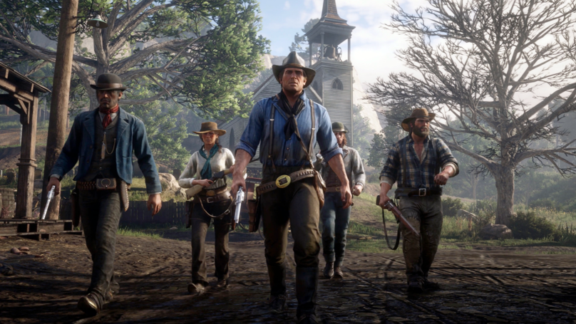 'Red Dead Redemption 2' Sales Have Obliterated Previous Red Dead Titles