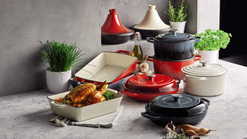 ALDI Has Released A Cookware Range That Is Going To Fulfil All Your Le Creuset Fantasies