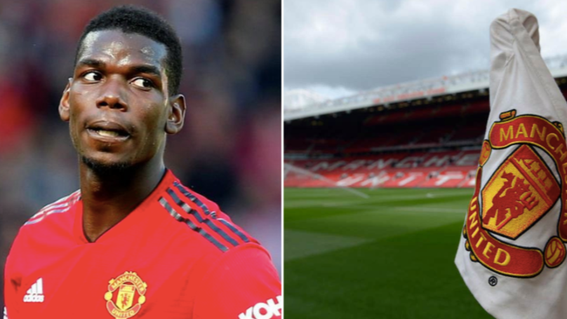 Manchester United Find Replacement For Paul Pogba If He Leaves