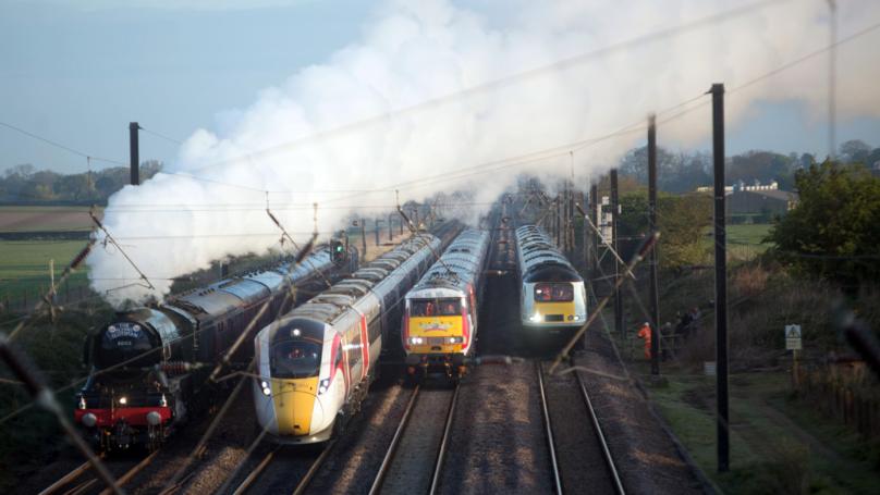 千禧年的铁路卡26 - 30日在新的一年里继续销售