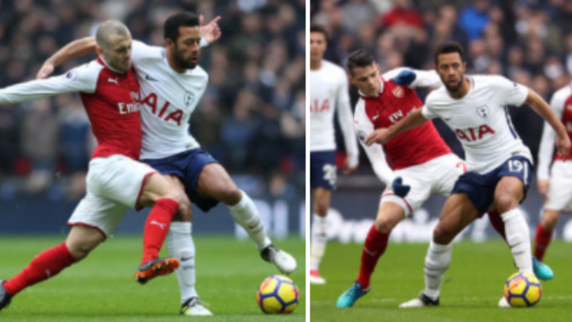 Mousa Dembele Stars For Spurs In The North London Derby