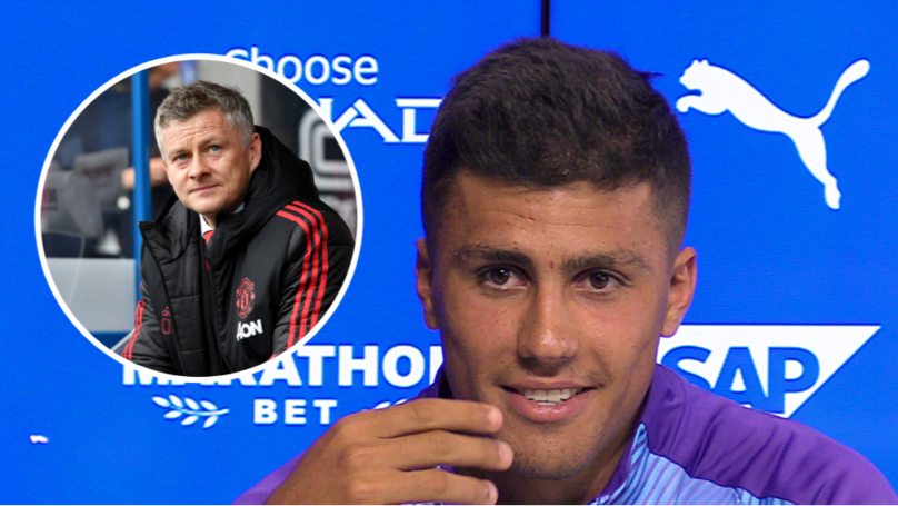"Rodri: ""Manchester Is Becoming More Blue"""