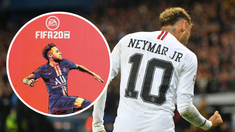 FIFA 20 Cover Leaked Featuring Neymar Jr