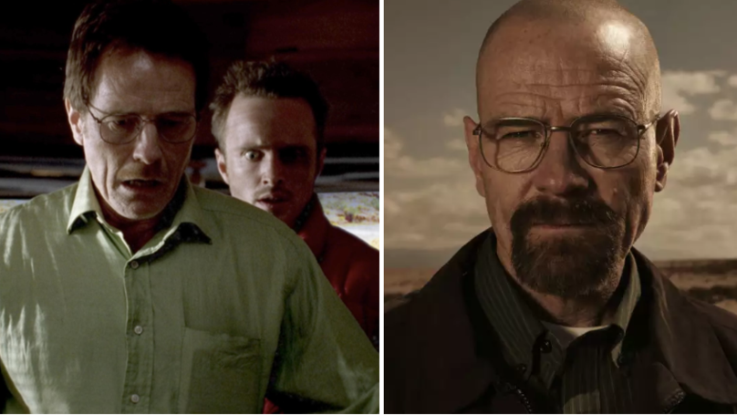Breaking Bad Cast Reunite For Ten-Year Anniversary
